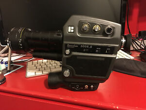 beaulieu 5008s multispeed movie camera