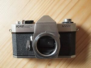 collectable very rare chrome yashica tl