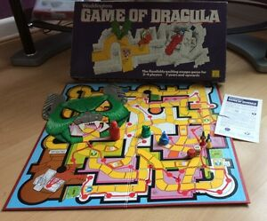 waddington dracula board game