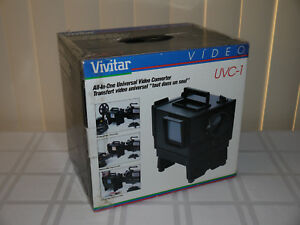 vivitar all in one film to video transfer