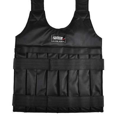 Weighted vest 20kg Adjustable Weight Vest