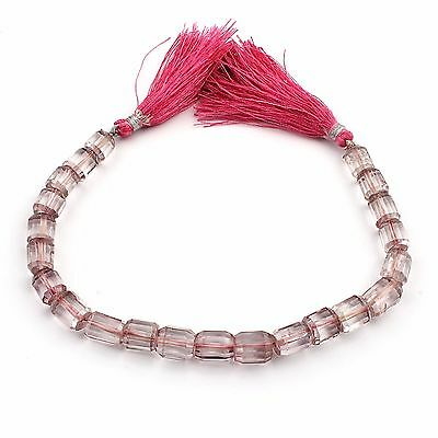 Бисер 1 Strand Pink Amethyst Faceted