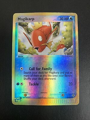 Magikarp - Pokemon Card - EX Dragon 60/97 - Rare Reverse Holo - LP