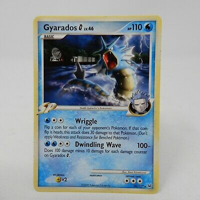 Gyarados G - 30/127 - Rare NM Platinum Pokemon