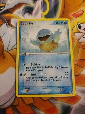 Squirtle - 83/112 - EX Firered & Leafgreen - Pokemon - NM - Common