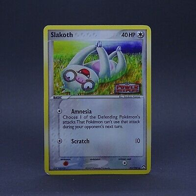 Slakoth 63/108 - Reverse Holo - Power Keepers - Pokemon