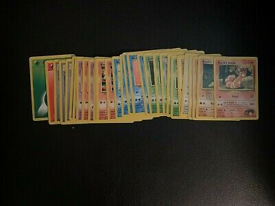 Fossil Set Pokemon Cards w - Choose your cards  - NM/M