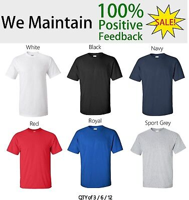 Футболка Gildan Adult Heavy Cotton T-Shirt