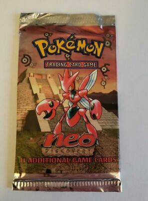 Pokemon TCG Pick Your Own Cards from Neo Discovery Unlimited NM-LP Conditions!!