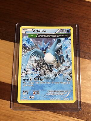 Articuno 17/108 - Near Mint NM Full Art RARE Roaring Skies Pokemon Card