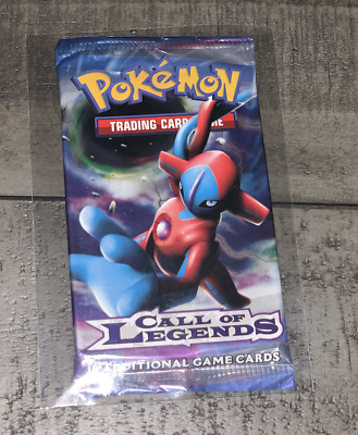 Pokemon Call of Legends SEALED Booster Pack (Deoxys Artwork) - Heavy?