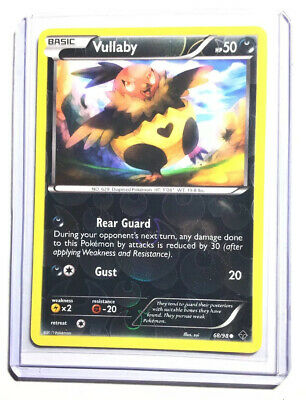VULLABY - 68/98 - Emerging Powers - Reverse Holo - Pokemon Card - NM