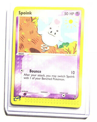 SPOINK - 73/97 - EX Dragon - Common - Pokemon Card - NM