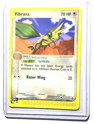 VIBRAVA - 46/97 - EX Dragon - Uncommon - Pokemon Card - NM
