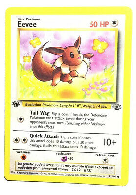 1st edition Pokemon