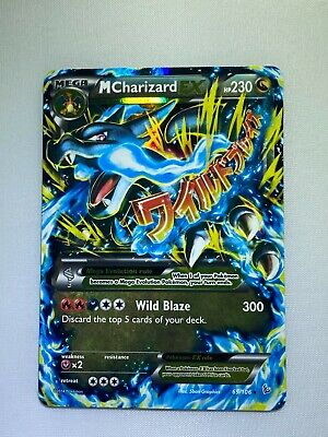 Pokemon M Charizard EX XY - Flashfire 69/106
