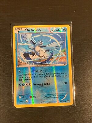 2015 Pokemon Roaring Skies 16/108 Articuno Reverse Holo LIGHTLY PLAYED