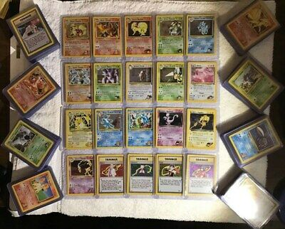 Pokemon Cards Gym Challenge Choose Your Card! NM Near Mint or LP Light Play