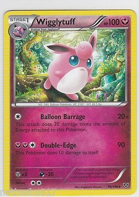Pokemon XY Base Wigglytuff 90/146 Rare