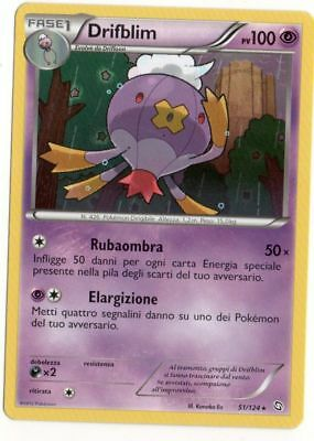 Pokemon Drifblim 51/124 Dragons Exalted Rara The Real_deal Shop