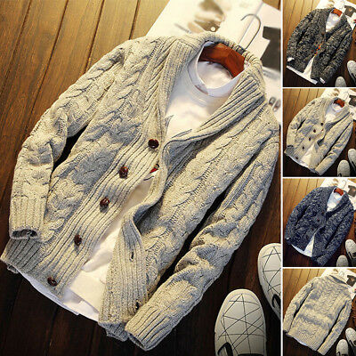 Mens Shawl Collar Cardigan Sweater Xl Top Deals Lowest Price