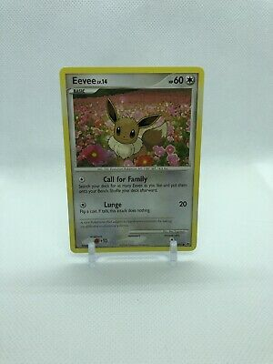 Pokemon: Majestic Dawn Eevee 62/100 Moderately Played
