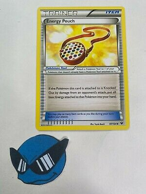 Pokemon TCG : Energy Pouch 97/124 Fates Collide