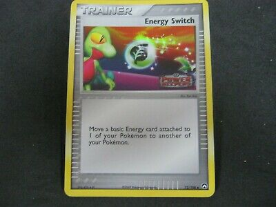 Pokemon Card Ex Power Keepers Number 75 ENERGY SWITCH