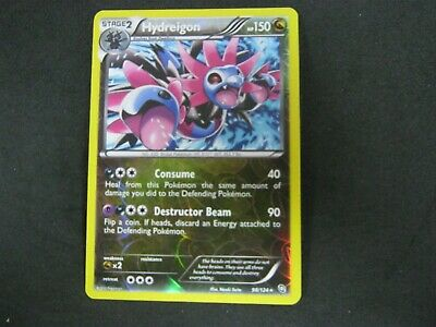 Pokemon Card (1) Dragons Exalted Holo Number 98 HYDREIGON