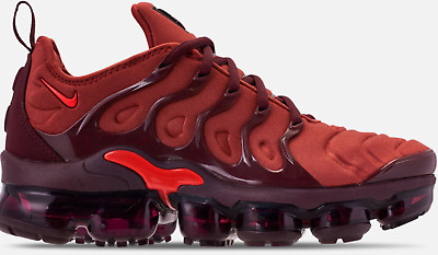 info for daf7f e9093 WOMEN S NIKE AIR VAPORMAX PLUS Burnt Orange Habanero AO4550 201