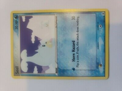 SEEL - 78/112 - FireRed LeafGreen - Common - Pokemon Card - NM