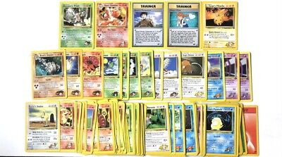 Pokemon Cards Gym Challenge -2000 - Rare - Holo - Nr Mint - You Choose -  /132
