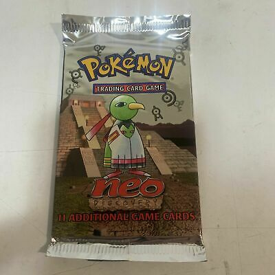 Pokemon Cards TCG Neo Discovery Set Collection Holo/Common/Uncommon/Rare