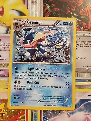 Greninja - XY162 - Holo Promo NM Promo Pokemon Card XY Promos NM/LP