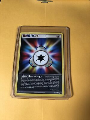 Scramble Energy - 95/107 - Uncommon - EX Deoxys - NM - Pokemon