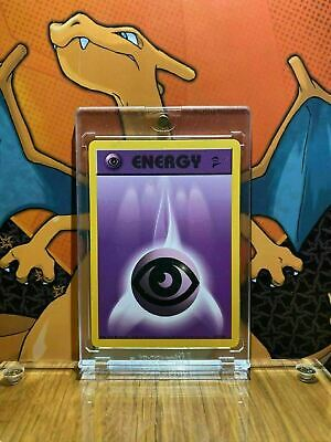 Psychic Energy Base Set 2 EX  129/130 Pokemon Card