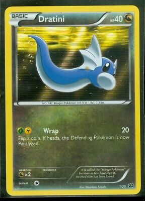Pokemon DRATINI 1/20 Dragon Vault HOLO - NEAR MINT/MINT