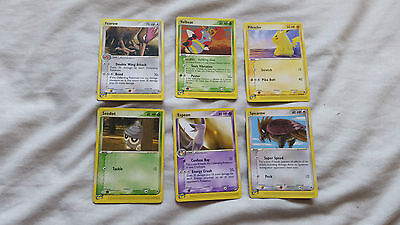 Pokemon Cards EX Sandstorm (E Reader) make your selection