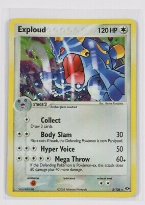Pokemon Cards EX Emerald Set - Holo's, Rare, Uncommon and Common - Light Played
