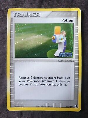TRAINER POTION 95/115 Pokemon Unseen Forces Set Card Holo