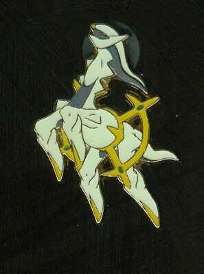 Pokemon ARCEUS COLLECTOR'S PIN (Release date: August 2016) - NEW