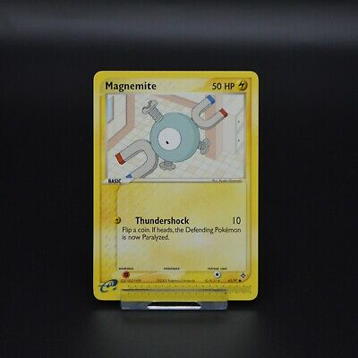 Pokemon Cards EX Dragon Magnemite 63/97 Mint Condition