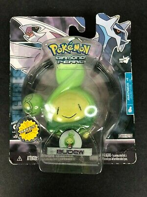 Pokemon Diamond And Pearl Action Figure Budew Marble Bille Series 4