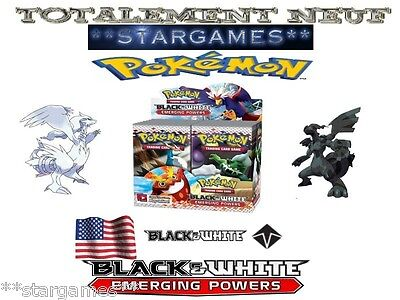 Pokemon Noir & Blanc (◕‿◕✿) Emerging Powers Us Rare Rev Unco Com You Choose