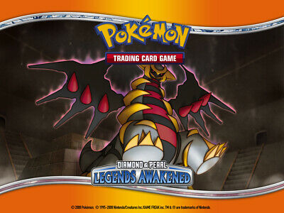 Pokemon TCG Diamond and Pearl Legends Awakened - Common Cards