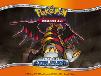 Pokemon TCG Diamond and Pearl Legends Awakened - Uncommon Cards