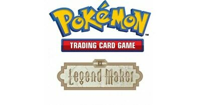 Pokemon TCG EX Legend Maker - Uncommon Cards