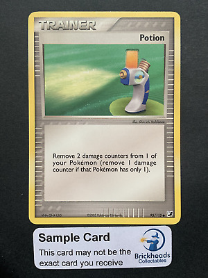 Potion 95/115 Trainer | Ex Unseen Forces | Pokemon Card