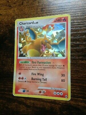 Charizard - Shattered Holo - 1/99 Platinum Arceus HP Pokemon
