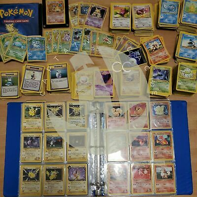 Pokemon TCG Selection / Pick Card | Jungle Set Common, Uncommon, Rare | NM - LP